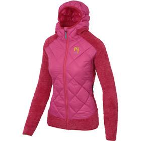 Karpos Marmarole Jacket Women, rosa